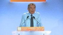 François Bayrou, discours de clôture - 3ème Congrès du Mouvement Démocrate - 180114