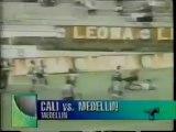 DEPORTIVO INDEPENDIENTE MEDELLIN 0X1 DEPORTIVO CALI ABRIL 21 DE 1996