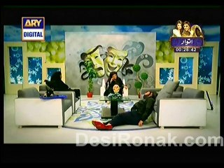 Quddusi Sahab Ki Bewah - Episode 133 - January 19, 2014 - Part 3