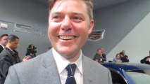 CADILLAC 2015 ATS Coupe -- Bob Ferguson on Global Image at NAIAS NewCarNews.TV Bob Giles