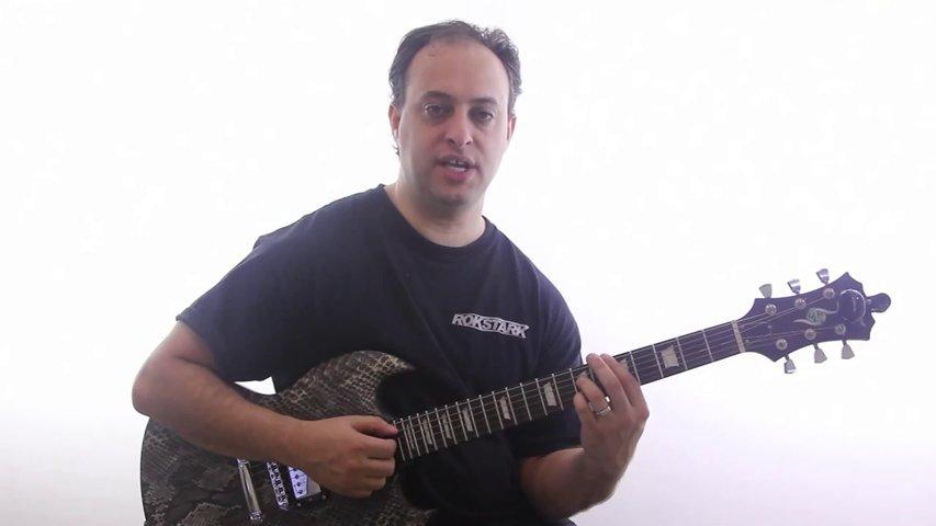 Blues 101- The basic blues guitar chords – rhythm guitar lesson