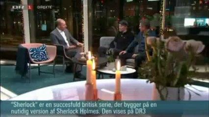 Lars Mikkelsen   Aftenshowet January 2014