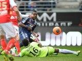 Stade de Reims - Olympique Lyonnais (0-2) - 19/01/14 - (SdR-OL) -Résumé