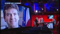 Le Debrief du Grand Jury du 19 janvier 2014 - Arnaud Montebourg