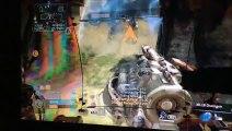 Titanfall Alpha Gameplay - Hardpoint Domination (Fracture)