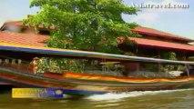 Chao Phraya River, แม่น้ำเจ้าพระยา, Bangkok by Asiatravel.com