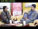 Interview of Bangladeshi singer Muhin with Shaifur Rahman Sagar by eurobdnewsonline.com