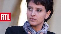 """Pour Vallaud-Belkacem, les anti-IVG """"ne représentent pas la société"""""""