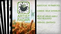 ARTIST RADAR | news of your favourite artists