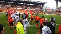 Revivez l'ambiance du stade Bollaert avant RC Lens-DFCO !