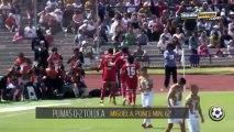 Pumas 0 - 2 Toluca... Pumas cayó ante el Diablo y vive un verdadero infierno