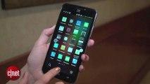 CES 2014 : smartphone ZTE Grand SII
