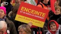 """Jean-Marie Le Méné : """"C'est peut-être la dernière Marche pour la vie !"""""""