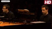 Bartok - Sonate pour deux pianos et percussions (Neuburger, Chamayou)