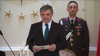 Cumhurbaşkanı Gül, Gürcistan Cumhurbaşkanı İçin Yemek Verdi