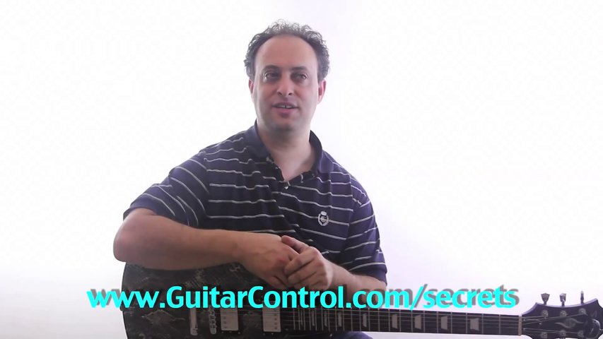 Advanced Blues Guitar Lesson – spice up your pentatonic scale with extra notes