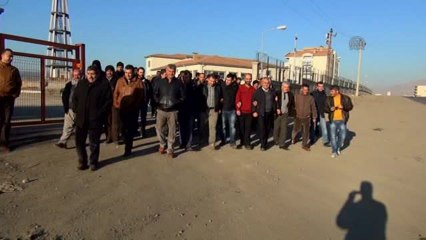 Taşeron İşçi Son Dakika Haberleri! Taşeron işçilerinden kadro isteği (23 Ocak 2014)
