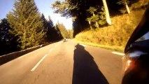 Balade moto en Ardèche