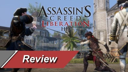 Assassin's Creed Liberation HD - Test/Review - Games-Panorama HD DE
