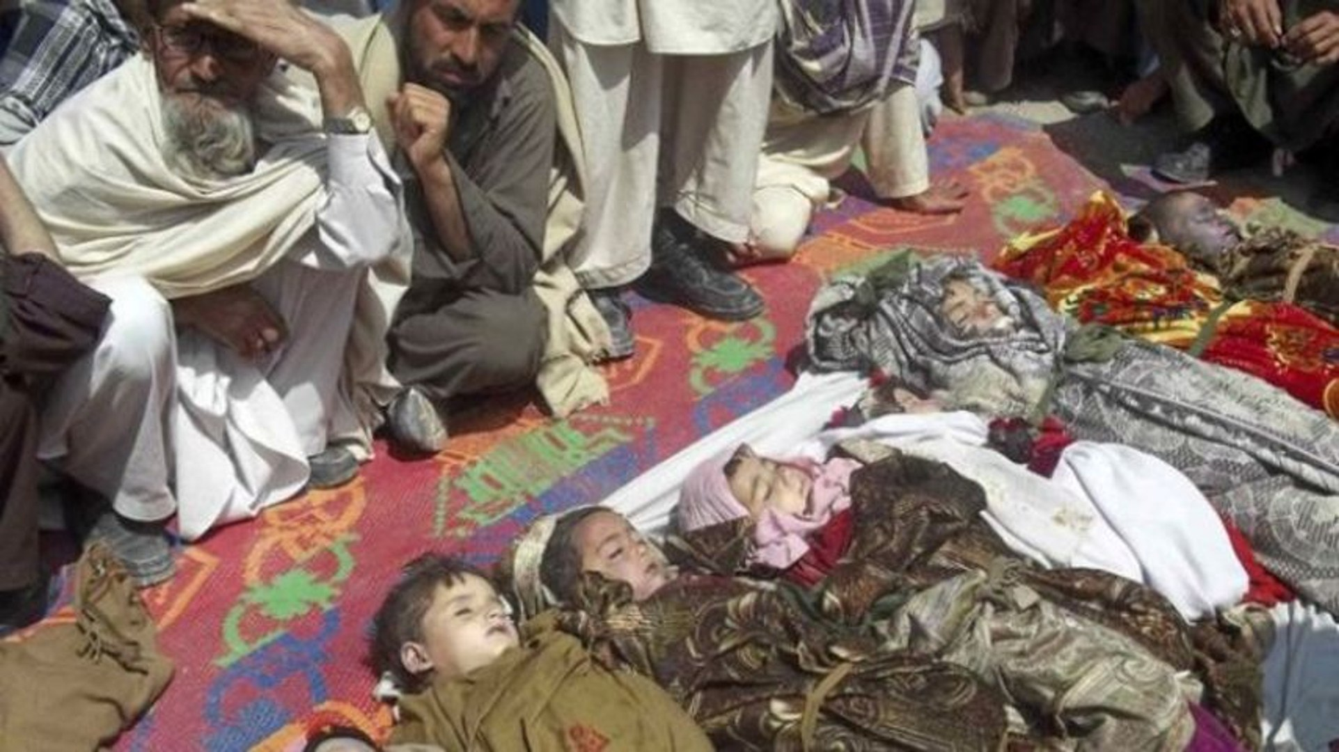 Afghan team: US air strikes killed 14 civilians in Parwan