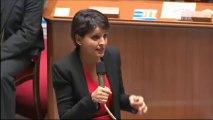Najat Vallaud-Belkacem : «nous combattrons les amendements rétrogrades qui veulent mettre fin au remboursement de l'IVG»