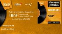Jacques Brel - Les biches - Live - feat. Daniel Janin et son orchestre