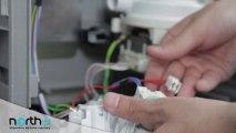 Grzałka przepływowa w zmywarce - wymiana, naprawa. Części zamienne do AGD i RTV.