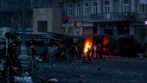 Des heurts de plus en plus violents à Kiev