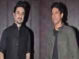 Farhan Akhtar And Vir Das Promote Shaadi Ke Side Effects