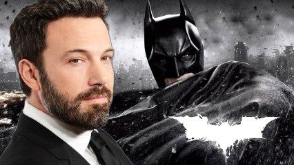 Ben Affleck Batman Approved viaHardware
