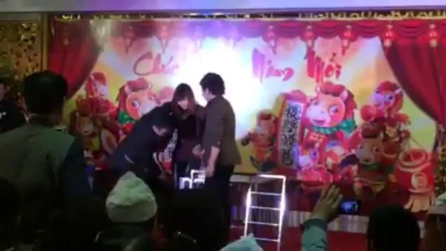Nhận biểu diễn ảo thuật tại Hà Nội (Trịnh Hải-0966399484) -ảo thuật biến ra cô gái