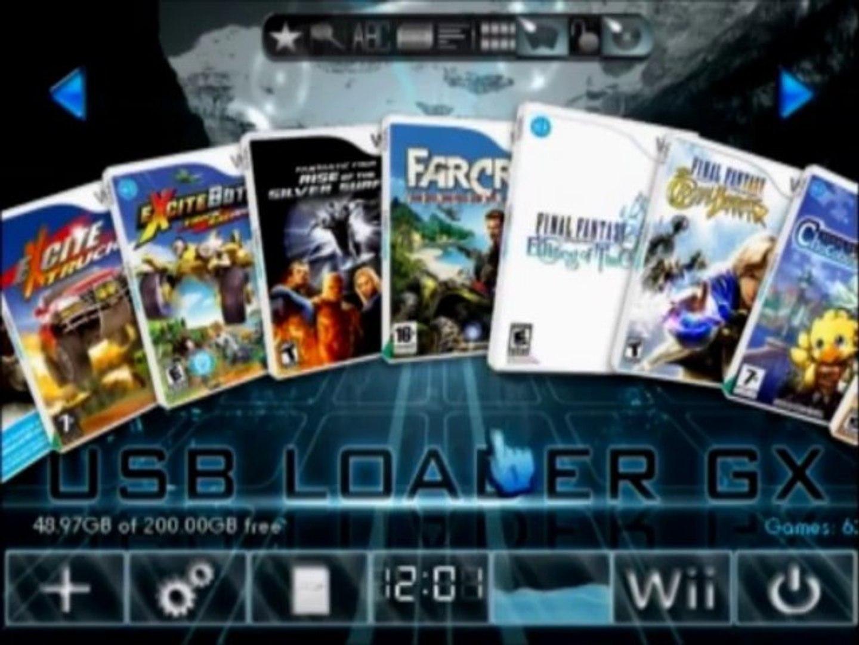 Usb loader gx download