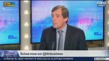 """""""La crise de la zone euro est derrière"""", Didier Le Menestrel, dans GMB - 22/01"""