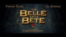 "La Belle et la Bête - Making-of ""La Bête"" [VF