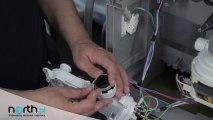 Pompa myjąca w zmywarce - wymiana, naprawa. Części zamienne do AGD i RTV.