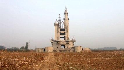 Lost Places#1: Parc Wonderland (Chine)