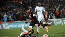Coupe de France : Buts de Marseille-Nice : 4-5, 16èmes de finale
