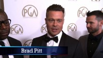 Brad Pitt Is Not Overlooked By The Producers Guild