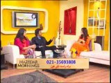Mazedar Morning with Yasmeen on Indus Television 20-01-2014 Part 04