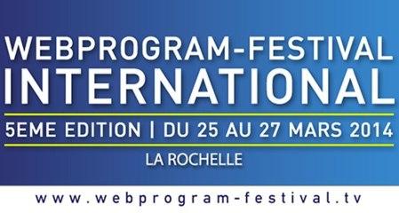Le WebProgram-Festival revient en 2014 !