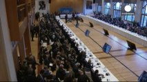 Opposing parties dig in at Geneva II conference on Syria