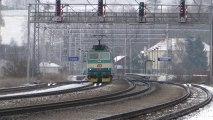 Lokomotiva 163 046-6, 163 067-2 a 163 040-9 - Krasíkov, 22.1.2014 HD