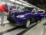 Nissan lance la production de son nouveau Qashqai