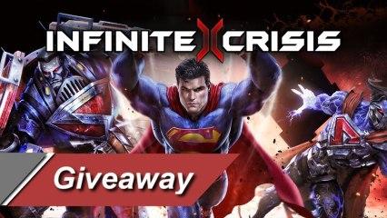 Infinite Crisis - Closed Beta Keys - Giveaway - Games-Panorama HD DE