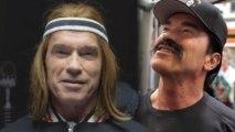 Arnold Schwarzenegger: Bud Light Super Bowl Commercial and Pranks Gold's Gym
