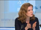 """Nathalie Kosciusko-Morizet chez Ruth Elkrief: """"je serai seulement maire de Paris"""" - 22/01"""
