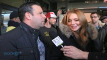 Lindsay Lohan Is All Peaches And Clean At Sundance Film Festival