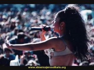 Entrevista al espiritu de Selena Quintanilla - Inedito - El Mensajero Solitario.org