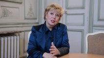 Témoignage d'Agnès Bricard, présidente de la Fédération des femmes administratrices (FFA)