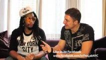 King of Crunk, Rapper and DJ Lil Jon #InTheLab